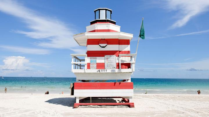 Find the best beaches in Miami Beach