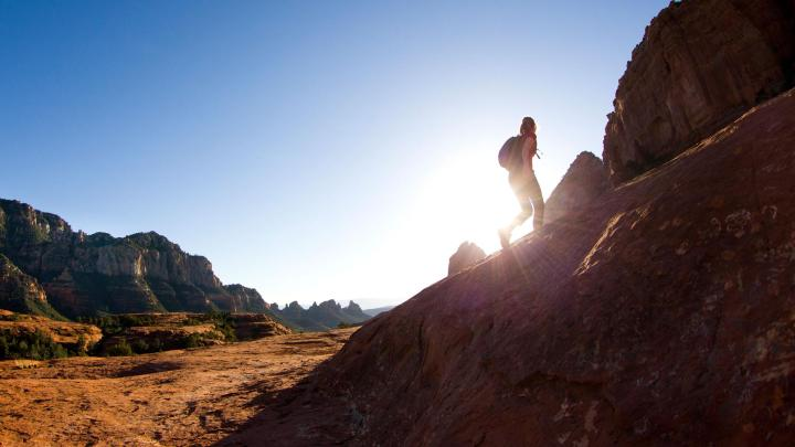 Find the best hiking in Sedona