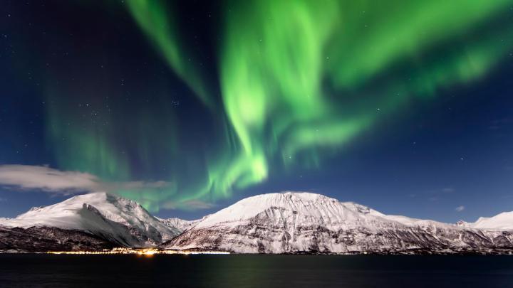 Encuentra el mejor lugar para las auroras boreales en Tromsø