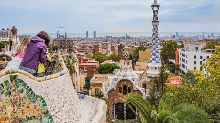 Find the best city trips in Barcelona
