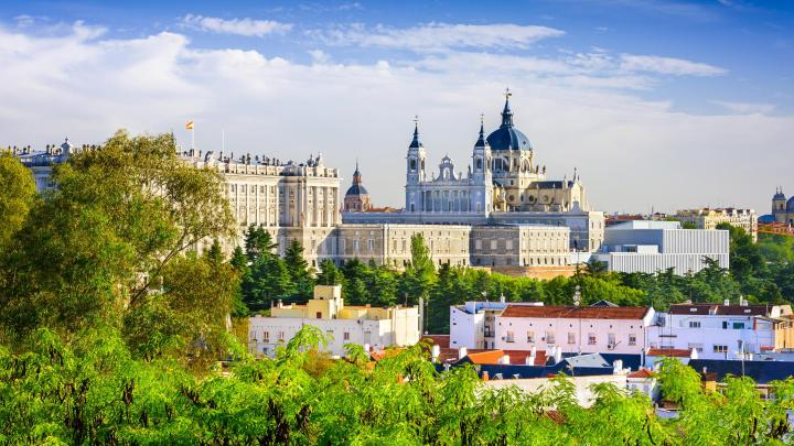 Find the best city trips in Madrid