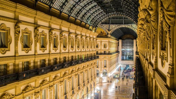 Find the best shopping in Milan