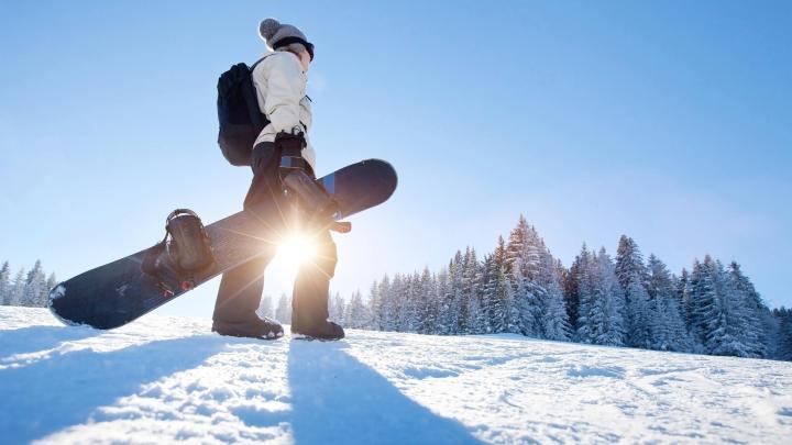 Encuentra el mejor lugar para los deportes de invierno en Sölden