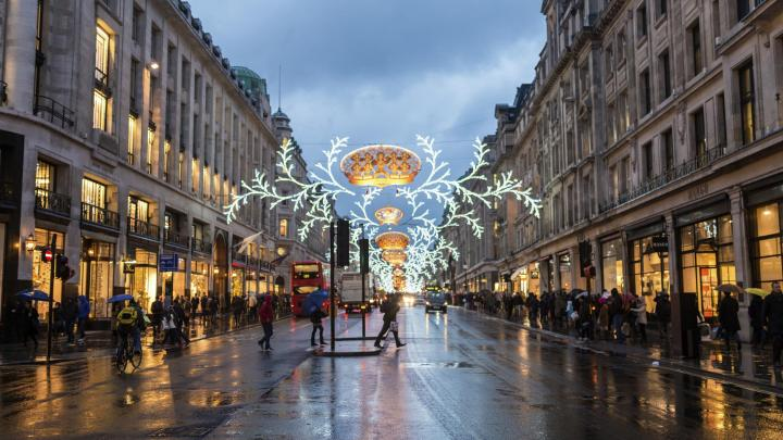 Find the best shopping in London
