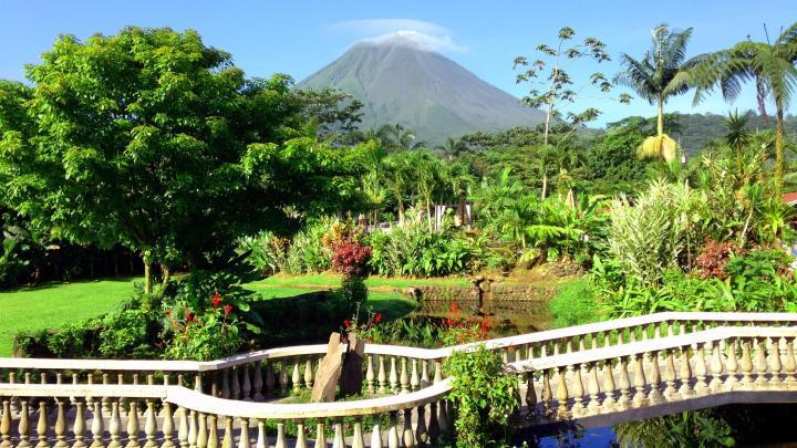 Encuentra el mejor lugar para los volcanes en Fortuna