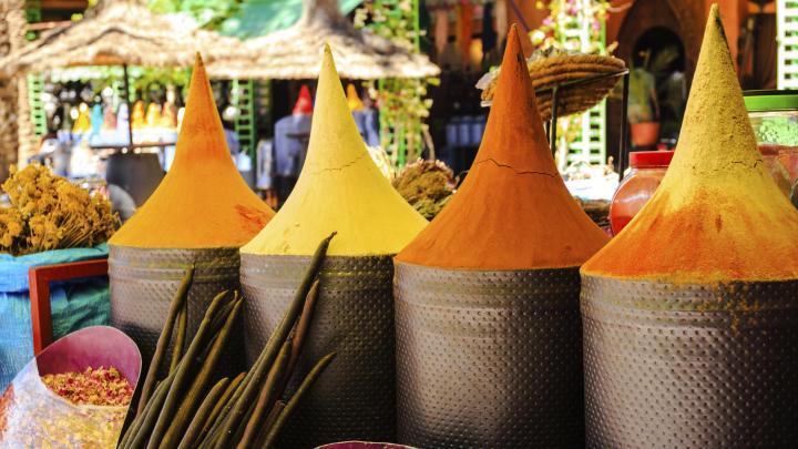 Encuentra el mejor lugar para los mercadillos en Marrakech