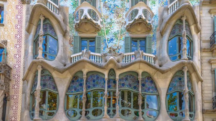 Encuentra el mejor lugar para el arte en Barcelona