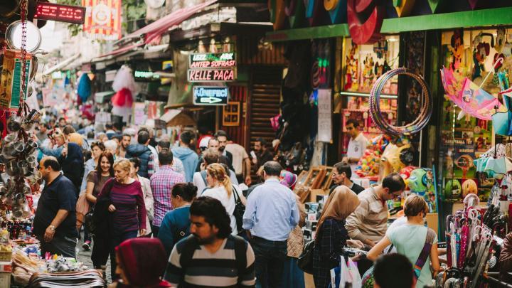 Encuentra el mejor lugar para los zocos en Estambul