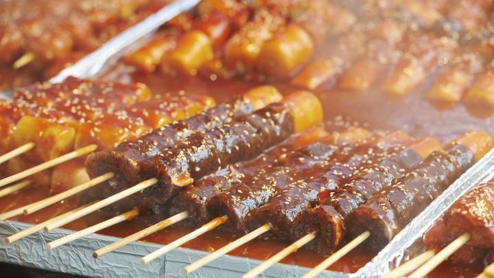 Encuentra el mejor lugar para la comida picante en Seúl
