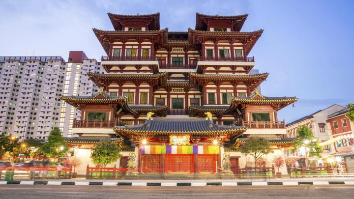 Encuentra el mejor lugar para Chinatown en Singapur