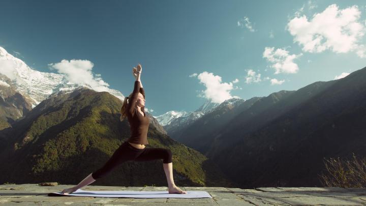 Encuentra el mejor lugar para el yoga en Rishīkesh