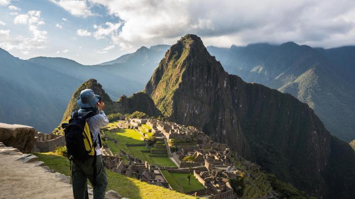 Encuentra el mejor lugar para las ruinas incas en Machu Picchu