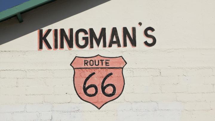 Encuentra el mejor lugar para la Ruta 66 en Kingman