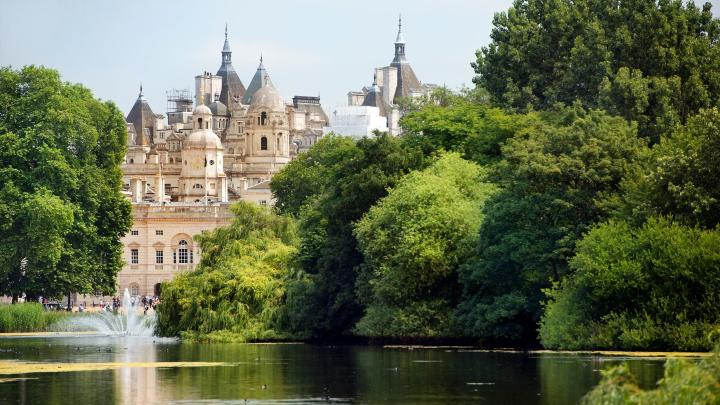 Encuentra el mejor lugar para los parques en Londres