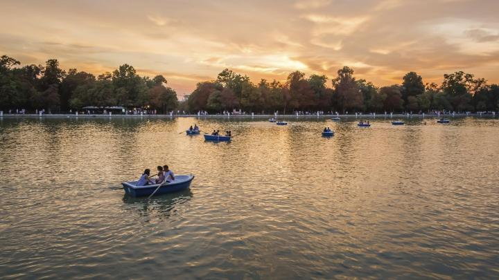 Encuentra el mejor lugar para los parques en Madrid
