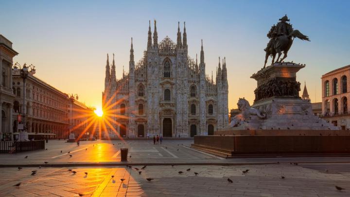 Encuentra el mejor lugar para las catedrales en Milán