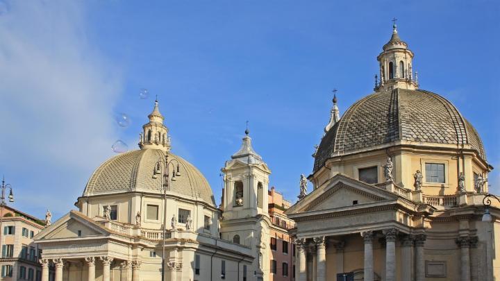 Encuentra el mejor lugar para las iglesias en Roma