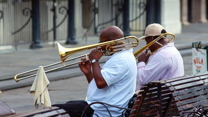 Encuentra el mejor lugar para la música en la calle en Nueva Orleans