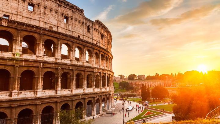 Encuentra el mejor lugar para los lugares antiguos en Roma