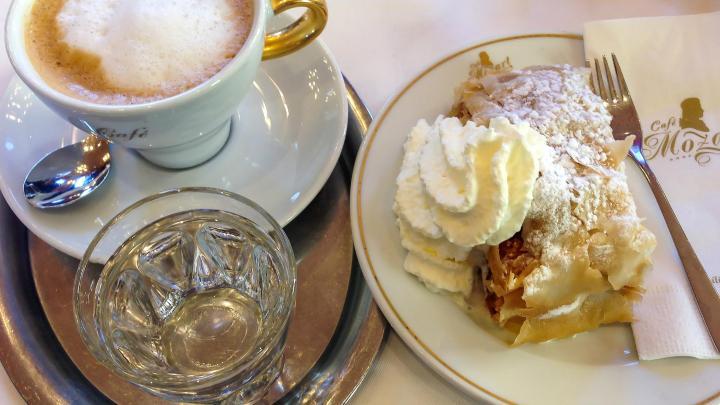 Encuentra el mejor lugar para las cafeterías en Viena