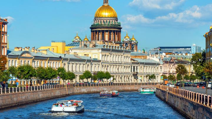 Encuentra el mejor lugar para las excursiones en San Petersburgo