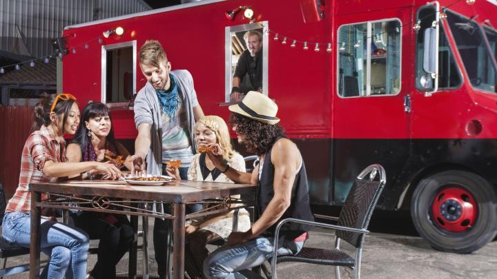 Encuentra el mejor lugar para los food trucks en Nueva York