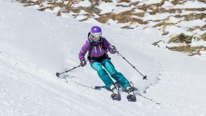 Encuentra el mejor lugar para el esquí fuera de pista en Zermatt