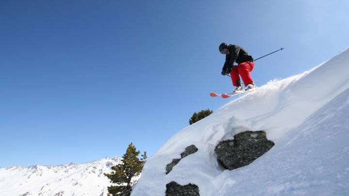 Encuentra el mejor lugar para el esquí fuera de pista en Engelberg