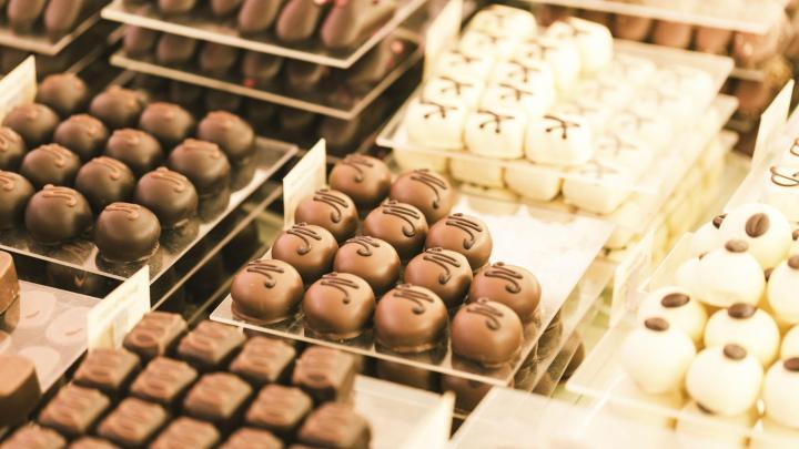 Encuentra el mejor lugar para el chocolate en Bruselas