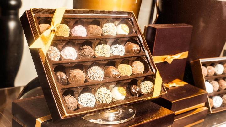 Encuentra el mejor lugar para el chocolate en Brujas