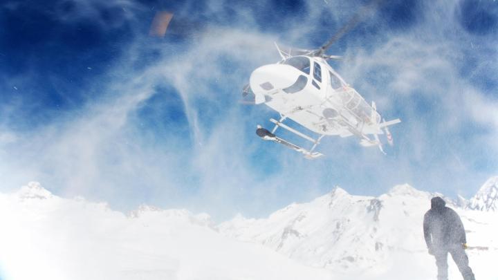 Encuentra el mejor lugar para el heliesquí en Revelstoke