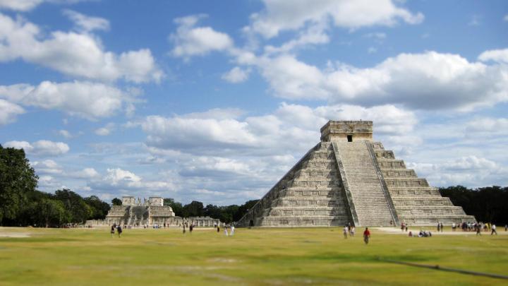 Encuentra el mejor lugar para las ruinas mayas en Chichén Itzá