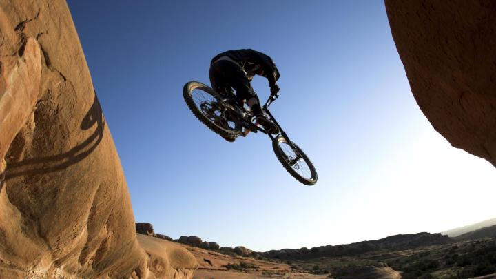 Encuentra el mejor lugar para el ciclismo de montaña en Moab