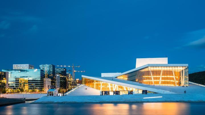 Encuentra el mejor lugar para la ópera en Oslo