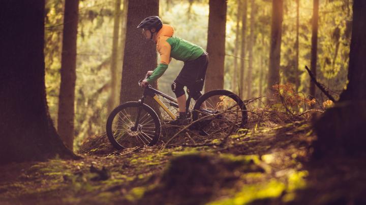 Encuentra el mejor lugar para el ciclismo de montaña en Rotorua