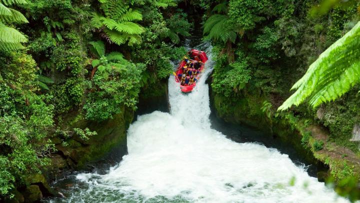 Encuentra el mejor lugar para la aventura en Rotorua