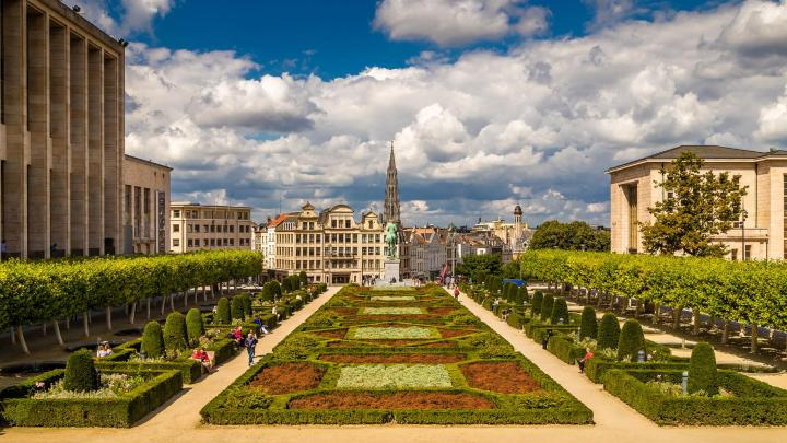 Find the best city trips in Brussels
