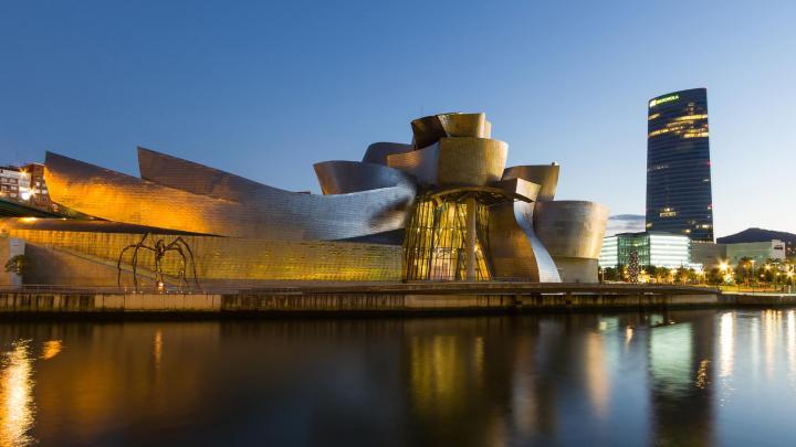 Encuentra el mejor lugar para el arte moderno en Bilbao