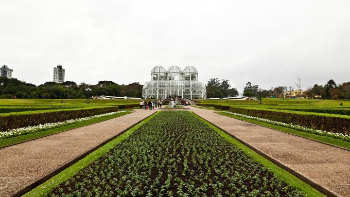 Encuentra el mejor lugar para los parques en Curitiba