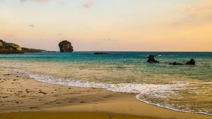 Encuentra el mejor lugar para las playas de arena en Kenting