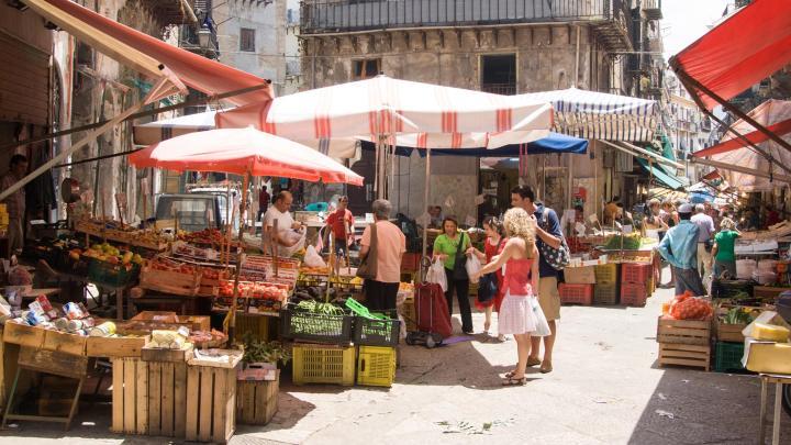 Encuentra el mejor lugar para los mercadillos en Palermo