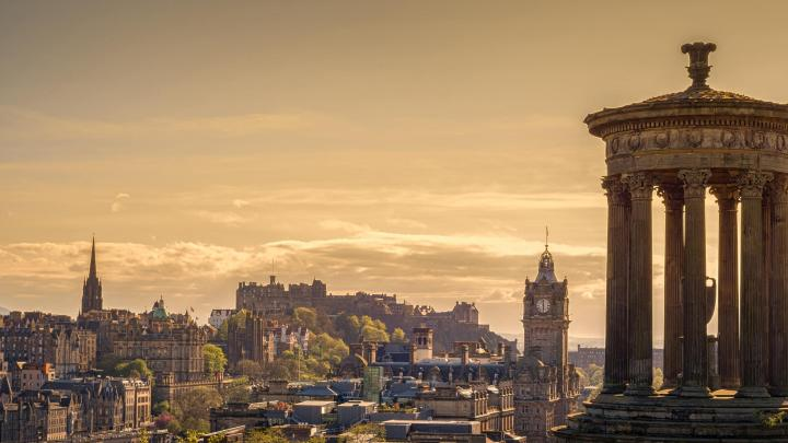 Encuentra el mejor lugar para los tours en Edimburgo