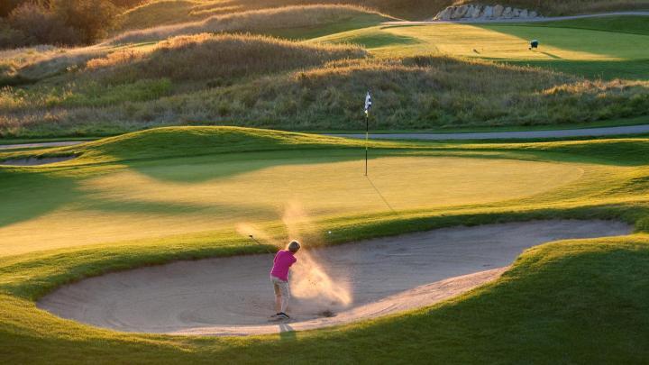 Encuentra el mejor lugar para el golf en Carnoustie