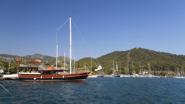 Encuentra el mejor lugar para navegar en Göcek
