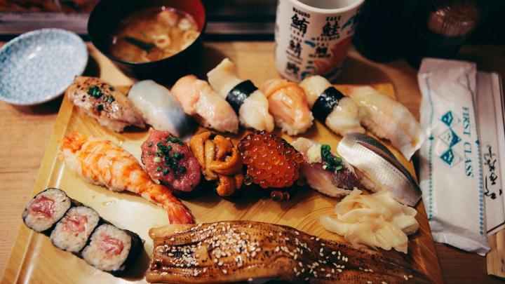 Encuentra el mejor lugar para el sushi en Kanazawa
