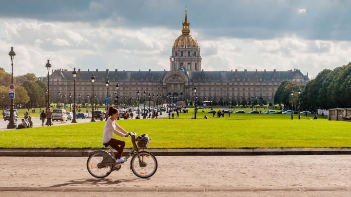 Encuentra el mejor lugar para el turismo sostenible en París