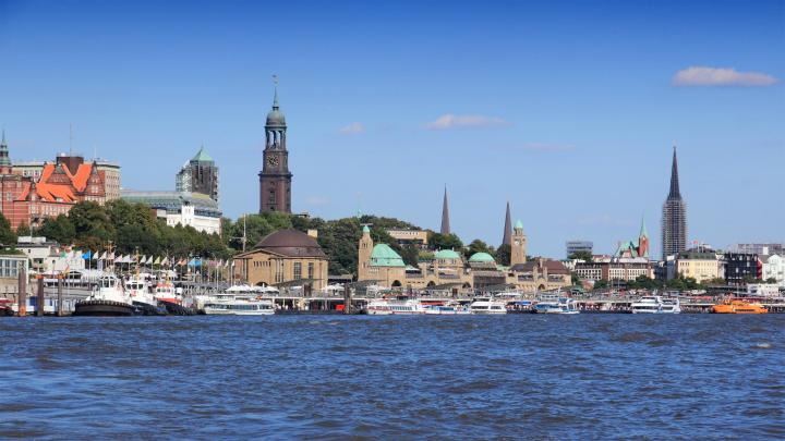 Encuentra el mejor lugar para los puertos en Hamburgo