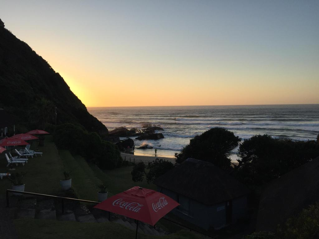 Coffee bay view