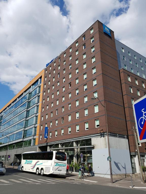 2 fotografias verificadas de viajantes hospedados em ibis budget paris porte de vincennes - Hotel ibis budget paris porte de vincennes ...