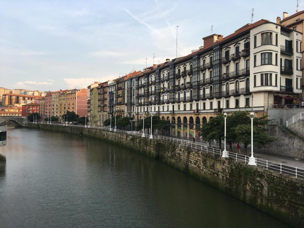 Rooms: Hotel Meliá Bilbao, Spain